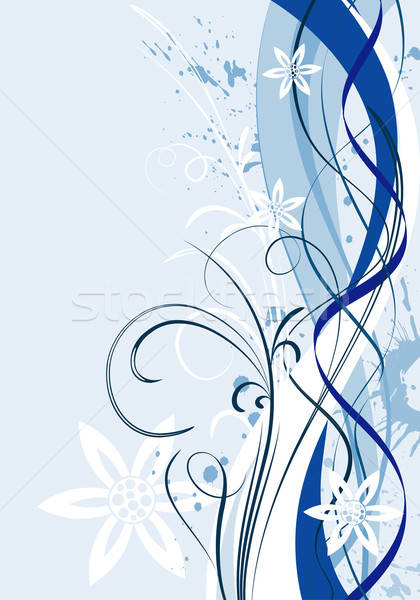 Flower theme Stock photo © -TAlex-