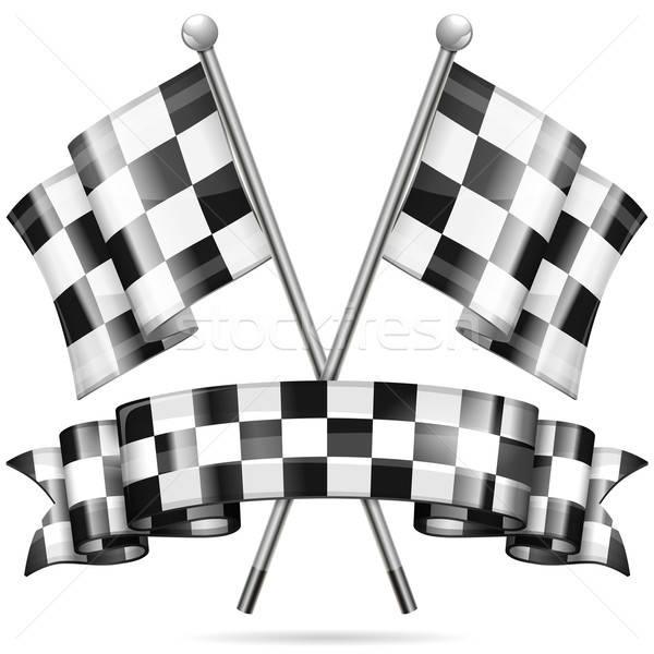 Racing Concept Stock photo © -TAlex-