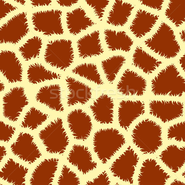 Seamless animal print Stock photo © -TAlex-