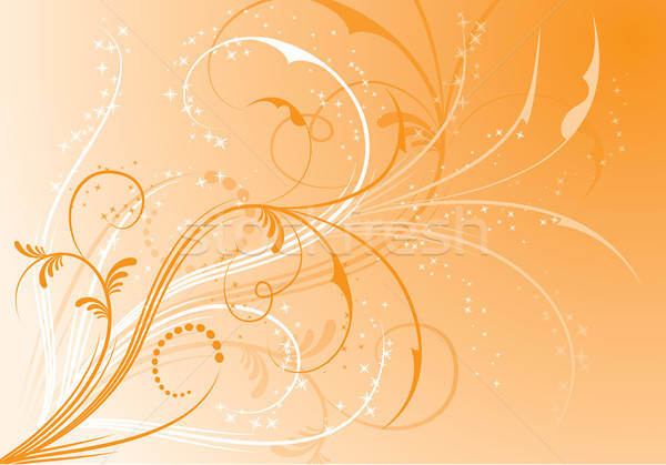 Abstract communie ontwerp vector Stockfoto © -TAlex-