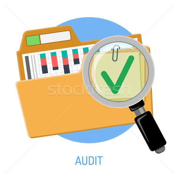 Success Audit Concept Stock photo © -TAlex-