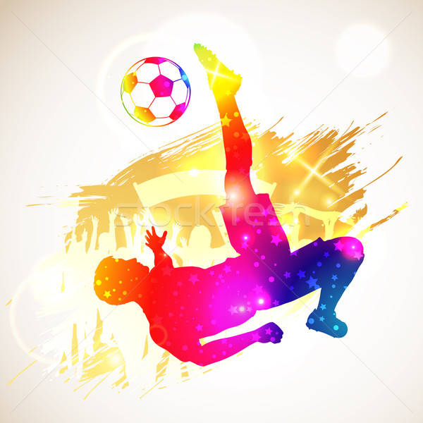 Soccer Player Stock photo © -TAlex-