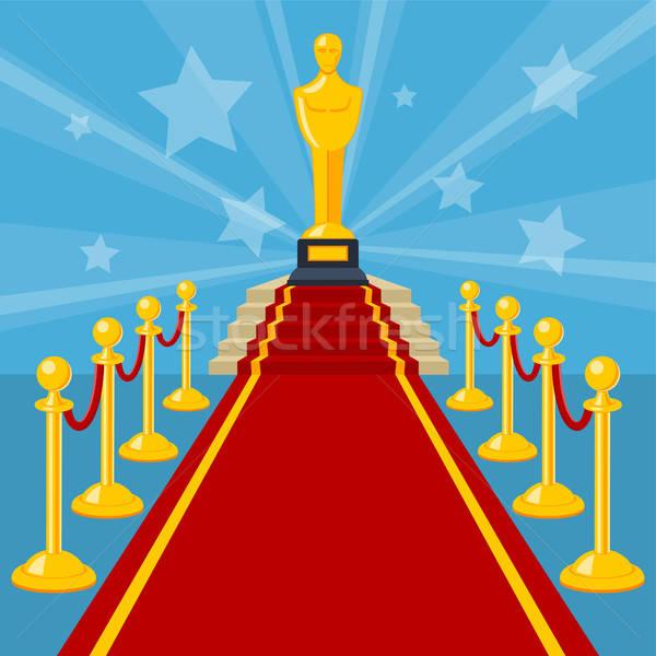 red carpet award Stock photo © -TAlex-