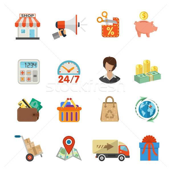 インターネットショッピング 配信 貨物 詳しい eコマース ストックフォト © -TAlex-