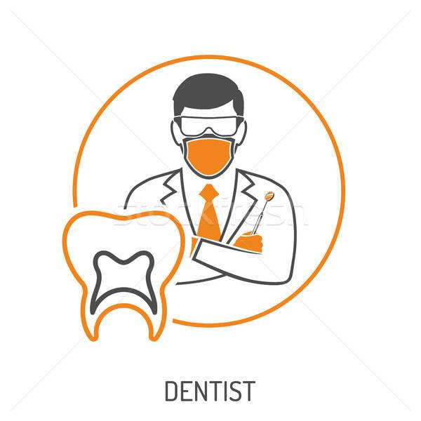 Doctor Dentist Concept Stock photo © -TAlex-
