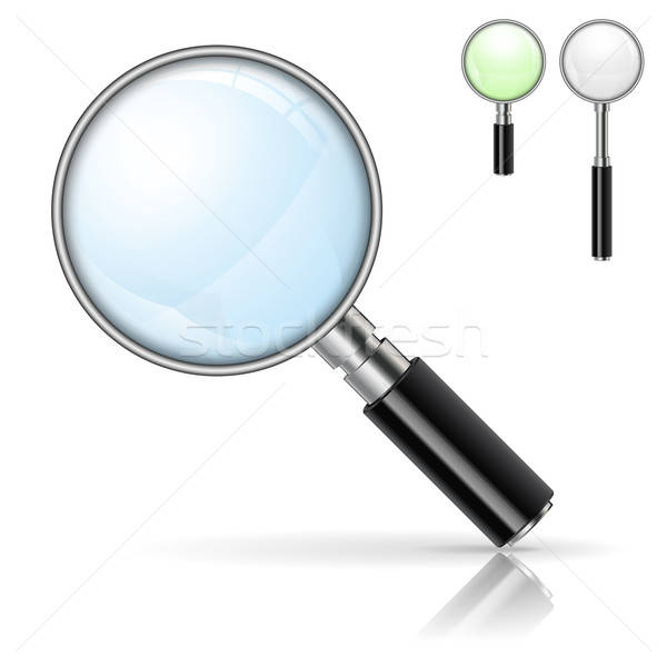 Magnifying Glass Stock photo © -TAlex-
