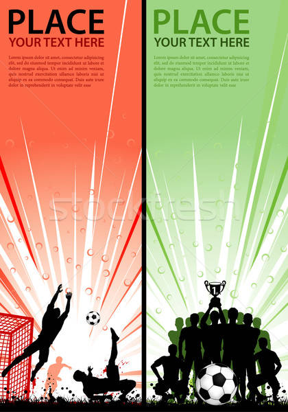 Collect sport Flyer vector illustration © Oleksii Telnov (-TAlex ...