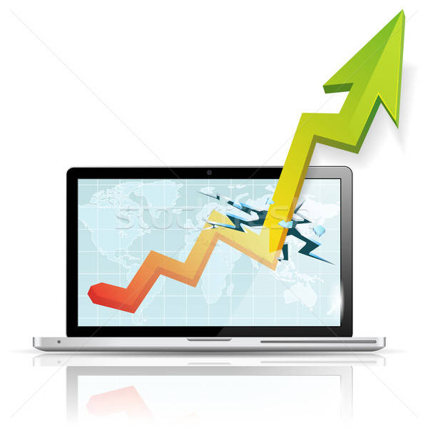 Success Business Concept Stock photo © -TAlex-