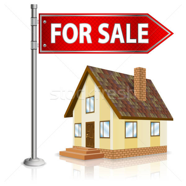 Real Estate Concept Stock photo © -TAlex-