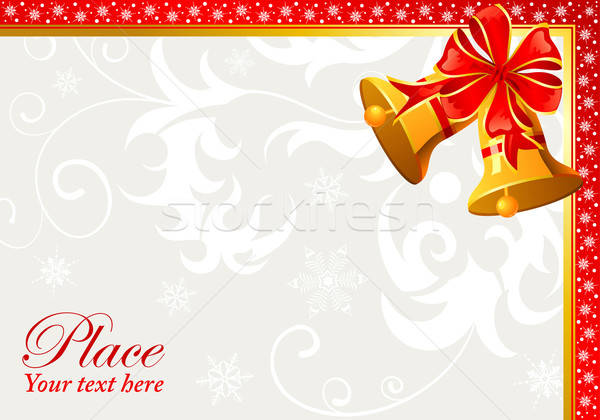 Christmas background Stock photo © -TAlex-