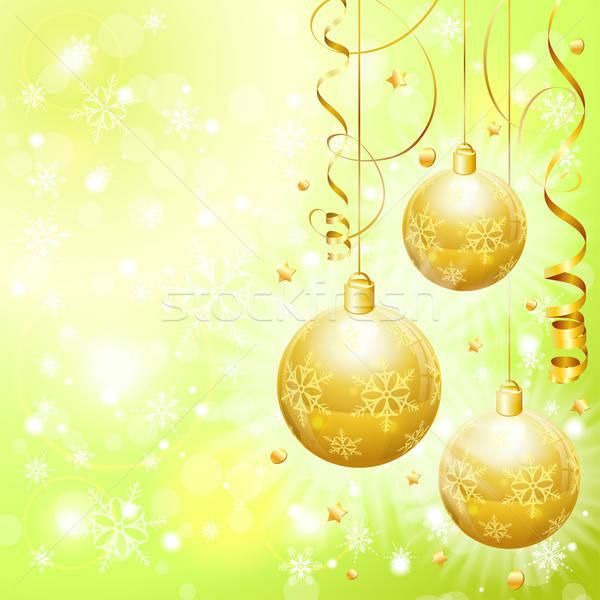 Christmas Stock photo © -TAlex-