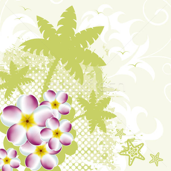 Summer background Stock photo © -TAlex-