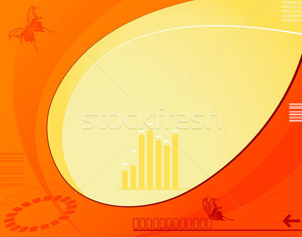 Abstract background Stock photo © -TAlex-