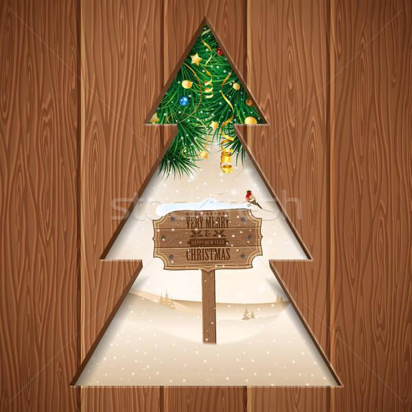 Christmas Concept Stock photo © -TAlex-