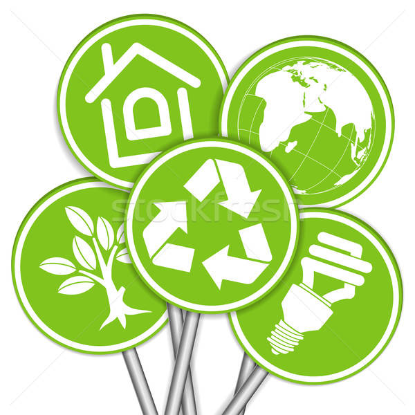 Collect Environment Banner Stock photo © -TAlex-