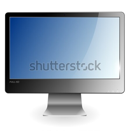 Full HD Monitor Stock photo © -TAlex-