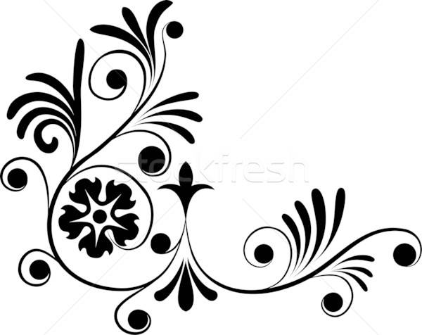 Element for design, vector Stock photo © -TAlex-