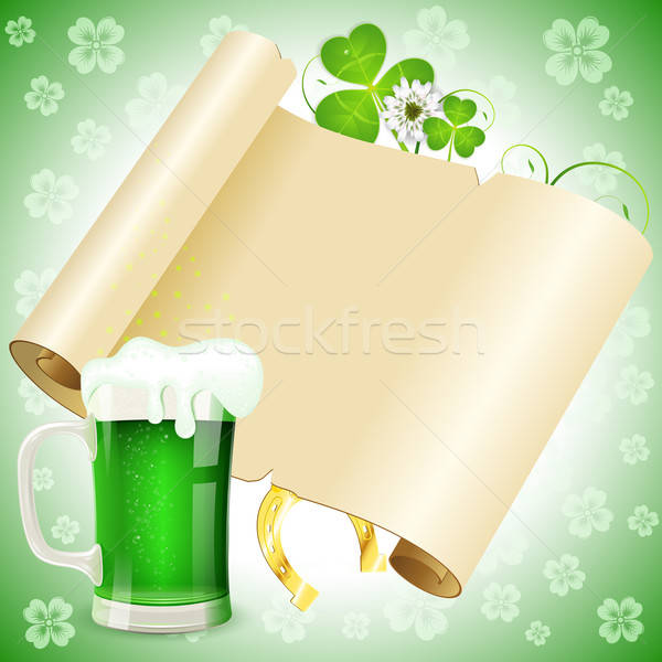 St. Patrick's Day Stock photo © -TAlex-