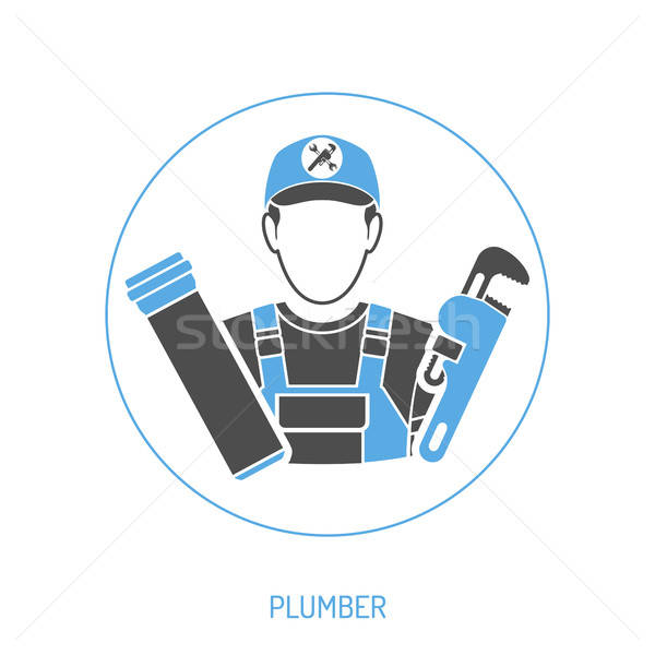 Plumbing Service Concept Stock photo © -TAlex-