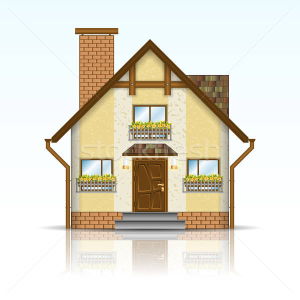 Real Estate Stock photo © -TAlex-