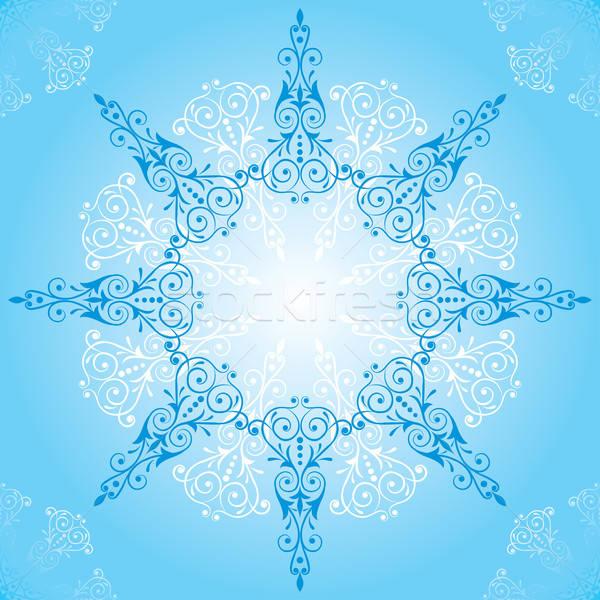 Abstract communie ontwerp vector kunst Stockfoto © -TAlex-