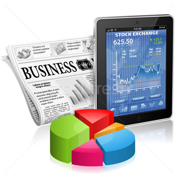 Business and News Concept Stock photo © -TAlex-
