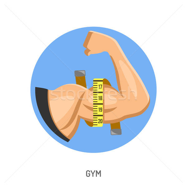 Gym and Fitness Concept Stock photo © -TAlex-