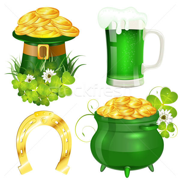 St. Patrick Day Stock photo © -TAlex-