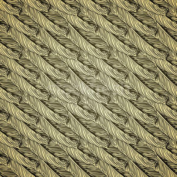 Klasszikus végtelen minta tollak textúra toll terv Stock fotó © 0mela
