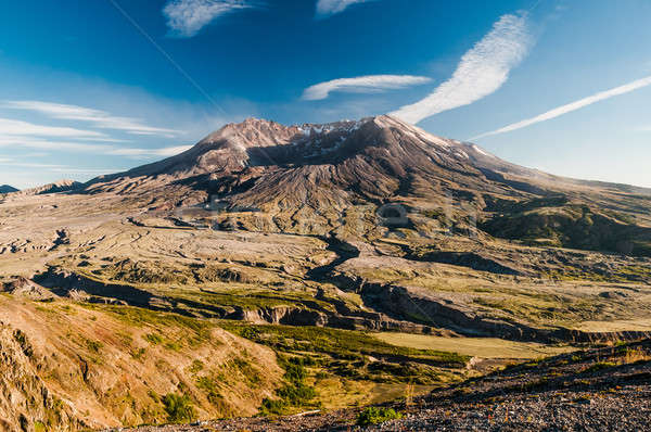 Mount St Helens Stock photo © 1Tomm