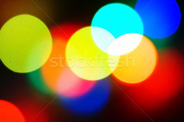 glares of the light Stock photo © 26kot
