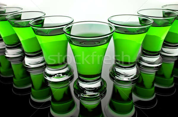 glass goblet Stock photo © 26kot
