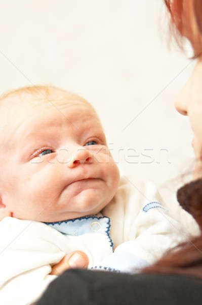 baby with ma Stock photo © 26kot