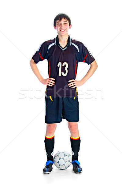 soccer player Stock photo © 26kot