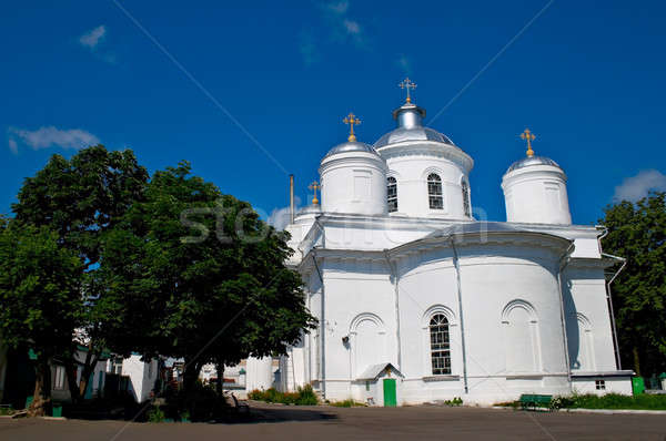 cathedral Stock photo © 26kot