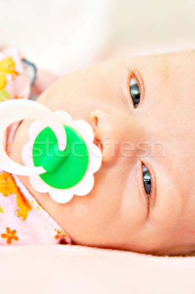 infant Stock photo © 26kot