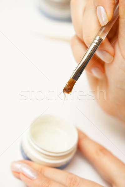 nail polish Stock photo © 26kot