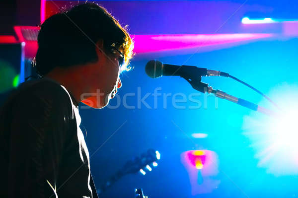 musician Stock photo © 26kot