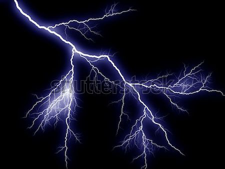 lightning Stock photo © 26kot