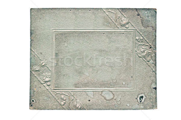 old-time paperboard Stock photo © 26kot