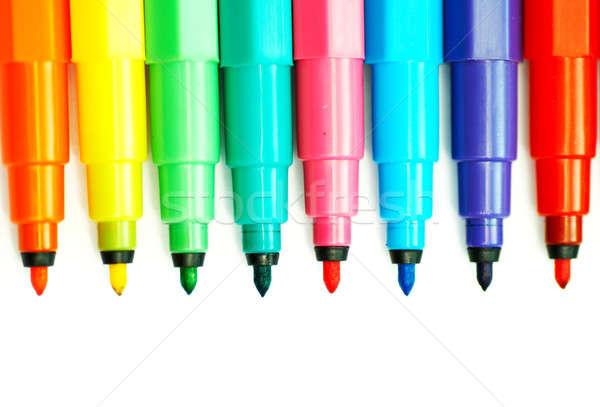 soft-tip pen Stock photo © 26kot