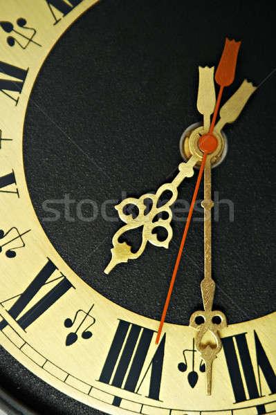 dial hours Stock photo © 26kot