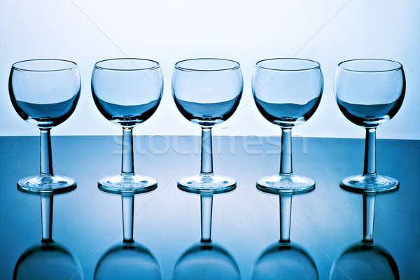 goblets Stock photo © 26kot