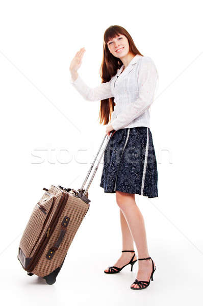 tourist Stock photo © 26kot