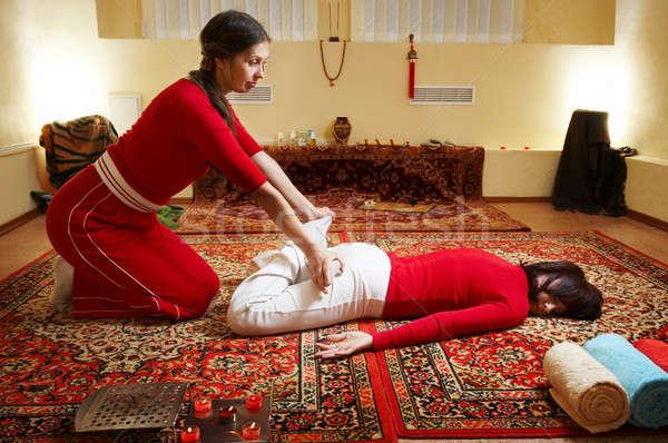 thai massage Stock photo © 26kot