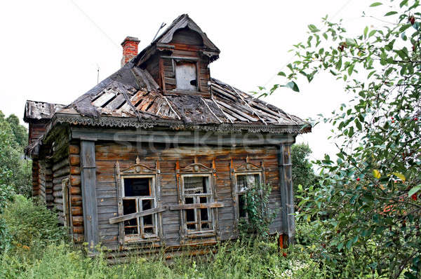 abandoned  house Stock photo © 26kot