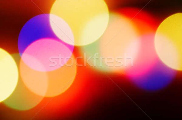 festive lights Stock photo © 26kot