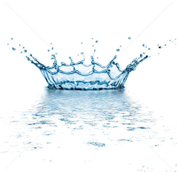 water splash Stock photo © 26kot