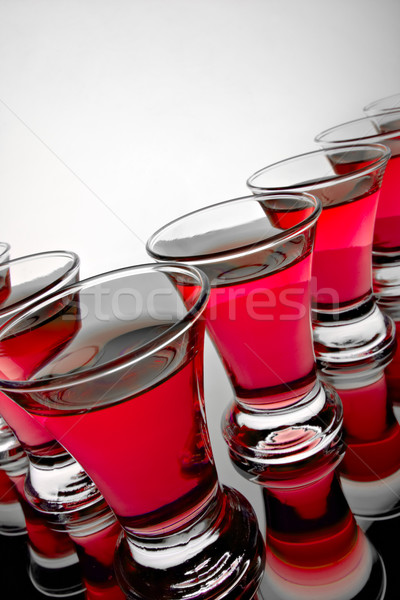 glass goblet  Stock photo © 26kot