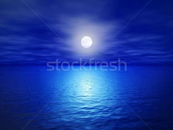 moon Stock photo © 26kot